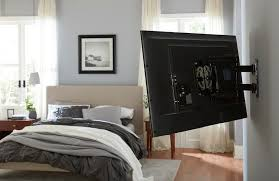 put the tv in the bedroom
