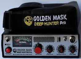 Image result for golden mask metal detector