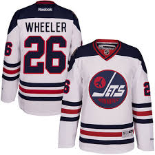 Jersey Heritage Winnipeg Jets Winnipeg Jets
