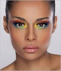 rainbow eyeshadow lgbt pride try this look on free app perfect365