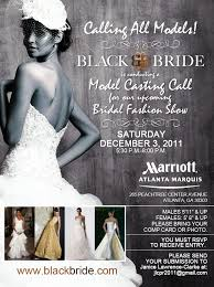 bridal shoot flyers model call playbill for the 2012 blackbride com bridal show flyer