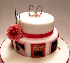 Birthday Cake Ideas For 50th Female A 50th Birthday Cake Idea For A