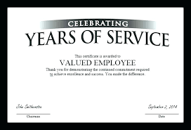 Employee Of The Year Certificate Template Free Award Certificate Template For Word Best Employee Templates