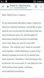 essay on my goals in life 10 lines on aim my aim to become a teacher brainly in