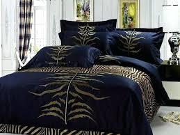 zebra faux fur duvet cover set golden lynx faux fur fullqueen duvet cover set faux fur