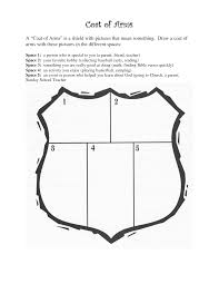 Design A Coat Of Arms Worksheet Ive Used This Activity In Group Therapy For Years And Its