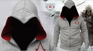 Assassin's Creed Hood Pattern