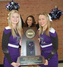 Cheerleading Preview: Can Lutheran, North Repeat? | Sports Fan 1330 |  WNTA-AM