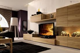 Wall Units Designs For Living Room Furniture Modern Media Center New 2017 Model Shelves Cupboard