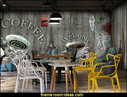 Creative personality retro wood wallpaper theme restaurant bar coffee shop  KTV box large wallpaper mural