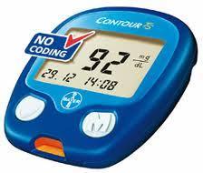 Image result for máy đo đường huyết contour ts