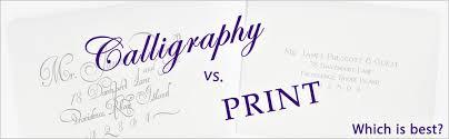 Envelopes Address Print Addressing Wedding Envelopes Calligraphy Or Printing