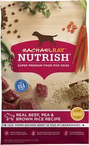 Rachael Ray Nutrish Natural Beef Pea Brown Rice Recipe Dry Dog Food 14 Lb Bag
