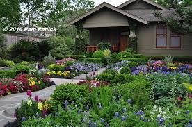 drive by gardens no lawn flower garden