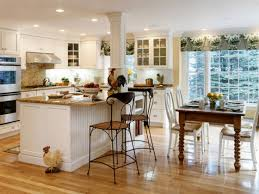 Oak Floor Kitchen Wooden Kitchen Cabinet Design Genuine Home Design