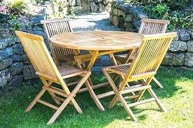outside table and chairs metal patio table and chairs round