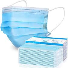 Disposable Face Masks 3-Layer 50Pcs, Jukang ... - Amazon.com