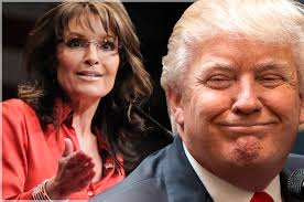 Image result for picture trump christie palin