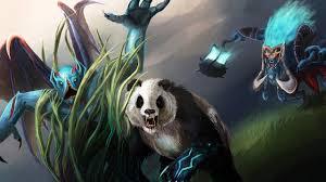 image dota 2 lone druid night stalker spirit breaker giant panda