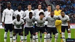 บอลโลก2022 - ทีมชาติ ฝรั่งเศส รายชื่อนักเตะทั้ง 23 คน...