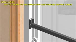 Photo of Patio Door Security 3d Demo And Installation Instructions ...