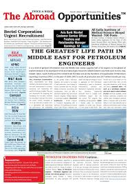 The Greatest Life Path In Middle East For Petroleum Engineers - The ...