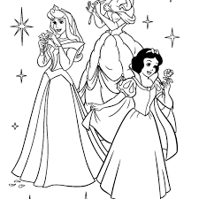 Small Picture Princess Coloring Pages Frozen fablesfromthefriendscom
