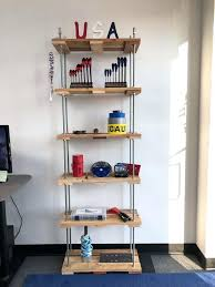 shelf with rod introduction threaded rod pallet shelf standard closet rod shelf height