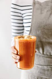 Banana Free Carrot Cake Smoothie Foolproof Living