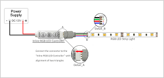home led light strip wiring diagram wiring diagram shrutiradio how to wire multiple lights on one circuit at Led Lights For House Wiring Diagrams