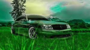 nissan cedric jdm crystal nature car