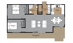 2 bedroom house floor plans. the euro 2 bedroom home with open plan kitchen/dining \u0026 living areas that onto full length verandah. pictured here a modern mono pitch roof. house floor plans