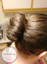 Sock Bun Hair Style hair howto the sock bun with pics informed sharing 6346 by wearticles.com