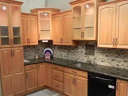 honey maple kitchen cabinets. Maple Kitchen Cabinet Backsplash Tile Patterns   Honey Spice Product Description Ruthfield Arch Cabinets E