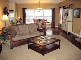interior ideas gorgeous interior designs for living rooms by brown sofa and brown wooden table on charm impression living room lighting ideas