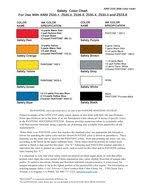 Ansi Z535 Color Chart Safety Nema Catalog Mss Standards Store