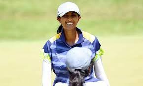 Who is Aditi Ashok? The Indian golfer ...