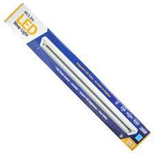 Feit 4 Linkable Led Shop Light Feit 689518 4 Linkable Led Shop Light 2 Pack Walmart Com