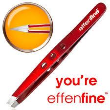 best tweezers for ingrown hairs. ingrown hair? effenfine tweezer kit - two slant tip eyebrow tweezers \u0026 a set of pointed best for hairs o