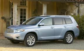 2008 Toyota Highlander Hybrid - Information and photos - ZombieDrive