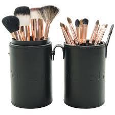 makeup brush kit. mineral makeup brush kit