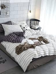 stripped duvet pencil striped duvet cover set grey and white striped duvet cover twin xl striped quilt covers