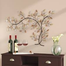 splendid tree branch wall decor small home remodel ideas wayfair bronze diy decorative mirror frame iron