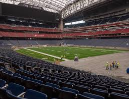 Nrg Stadium Section 121 Seat Views Seatgeek
