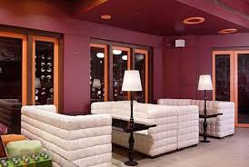 purple paint cafe interior design ideas cheap modern home on