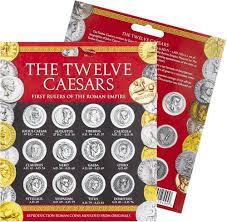 Twelve Caesars Twelve Caesars Denarius Coin Pack
