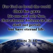 Image result for John 3:16 free stock photo