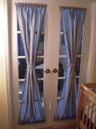 Curtain Rod Alternatives Cozy Curtain For Door Side Window Diy Closet Door Alternative