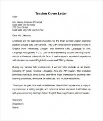 Download Free Cover Letter For High School Student Example