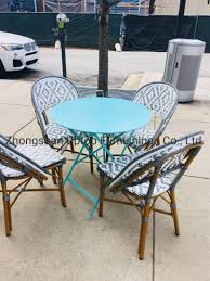 china american outdoor chair cafe chair